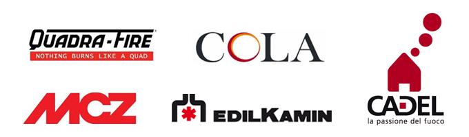 Onze merken | Pellethoutkachels.nl | K&M