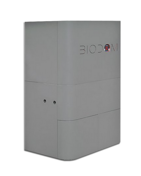 Biodom-30 kw - Pellethoutkachels.nl